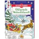 Ausmalzauber -Weihnachtswelt