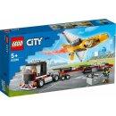City Flugshow-Jet-Transporter