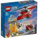 City Feuerwehrhubschrauber
