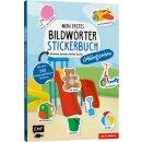 Bildwörter Stickerbuch - Lieblingssachen