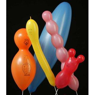 10 große Figurenballons