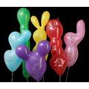 6 Riesen - Figurenballons